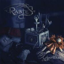 RABIES Crystal (Хрусталь) 2013 CD Russian  female fronted symphonic gothic metal