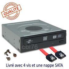 "Lecteur graveur DVD interne SATA multi recorder 5,25"" DVD-RW+/- lightscribe DL"