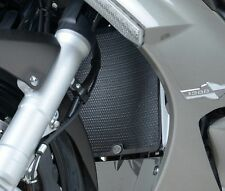 R & G RACING RADIATOR COVER GUARD YAMAHA FJR FJR1300 2006-13  BLACK RAD0152BK