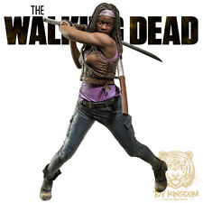 "McFarlane The Walking Dead TV MICHONNE Deluxe 10"" Action Figure - NEW! IN STOCK!"