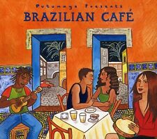 Brazilian Cafe - Putumayo Presents (2009, CD NEUF)