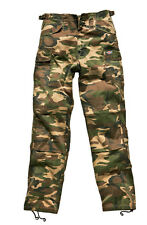"BNWT Dickies green camouflage camo trousers size 40"" waist knee pad pockets"