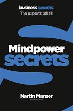 Collins Business Secrets - Mind Power Martin Manser Very Good Book