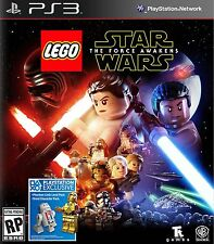 LEGO STAR WARS - EL DESPERTAR DE LA FUERZA - PS3 - NO CD