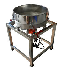Food/Industrial Processing:Automatic Sifter,Shaker Machine,Screening,screen deck