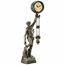EU3331 - Be Crowned with Victory Sculptural Pendulum Clock-18th Century French