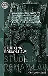 Studying Roman Law (Classical World), .. , printed, printed, printed, printed, d