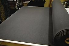 HIGH DENSITY OPENED CELL 10MM CHARCOAL FOAM AUTO, UPHOLSTERY, CRAFTS, SEATING,