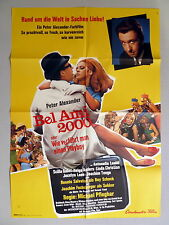 PETER ALEXANDER * BEL AMI 2000 - A1-Kinoposter -1966
