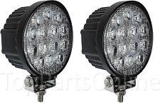 42W LED OFF ROAD LIGHTING TRUCK TRACTOR LAWN MOWER TRAILER BOWFISHING DESERT