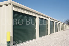 DURO Steel Mini Self Storage 40x360x8.5 Metal Buildings Prefab Structures DiRECT