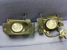 JDM HONDA PRELUDE 92-96 (BB1,BB4) CLEAR FOG LIGHTS OEM