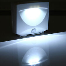New Indoor & Outdoor Wall Small MIGHTY LIGHT Motion & Light LED Sensor