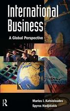 INTERNATIONAL BUSINES - MARIOS I. KATSIOLOUDES SPYROS HADJIDAKIS (PAPERBACK) NEW