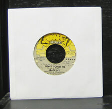 """Jean Shy - Don't Touch Me / Our Love Is Lost VG+ 7"""" Vinyl Record Honey HNS-1000"""