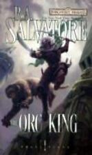 Legends of Drizzt #20 / Transitions #1: The Orc King by R. A. Salvatore (MM PB)