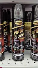 EXFRESH Leather Cleaner Conditioner Spray Car Auto Seat Couches Odor Eliminating