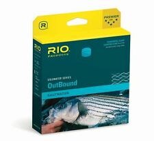 Rio SW OUTBOUND Fly Line WF8F/I ~ NEW in Box Clear / Yellow ~ CLOSEOUT