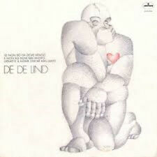 DE DE LIND Io non so da dove vengo... ltd.ed. white vinyl LP italian prog