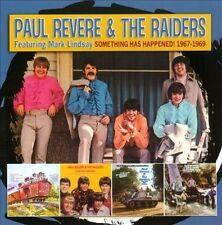PAUL REVERE & THE RAIDERS Something Has Happened! 1967-1969 2CD BRAND NEW Raven