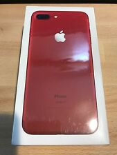 Apple iPhone 7 Plus (Latest Model) 128GB Red (T-Mobile) Brand New Sealed