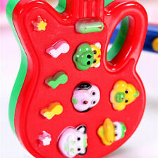 Toddler Baby Boy Gril Electronic Guitar Toy Music Kids Sound Play Fun Develpment