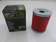 HIFLO FILTRO OLIO HF972 PER Yamaha Scooter YP400 Majesty (2nd Air Filter) 2009
