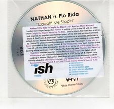 (GN896) Nathan Feat. Flo Rida, Caught Me Slippin' - DJ CD