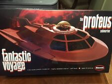 Proteus Submarine  mint in box by Moebius 1/32 scale Fantastic Voyage