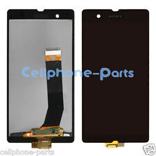 Sony Xperia Z C6602 C6603 C6606 L36 L36h, LT36 LCD Screen Display with Digitizer