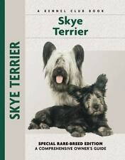 SKYE TERRIER NEW HARDCOVER BOOK