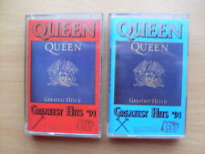 MC / Cassette  -  Queen - Greatest Hits '91