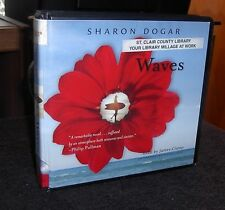 Waves by Sharon Dogar / James Clamp Unabridged Audiobook CDs