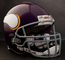RANDY MOSS Edition MINNESOTA VIKINGS Riddell THROWBACK Football Helmet NFL