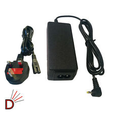 12V 3.33A Power Supply Charger Samsung ATIV Smart PC 500T XE700T1C-K01 UK