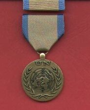 UN United Nations medal for West Sahara Mission with ribbon bar