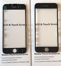 iPhone 6s Glas Scheibe Frontglas Displayglas Mit Rahmen/OCA Kleber Reparaturset