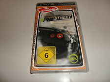 PlayStation Portable PSP  Need for Speed Prostreet [Essentials]
