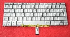 "New OEM Apple MacBook Pro 15"" A1150 A1211 A1226 AR Arabic Keyboard AEPW1PLQ013"