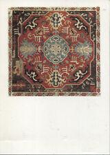 Alte Kunstpostkarte - Kaukasische Stickerei