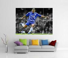 DIDIER DROGBA CHELSEA FC GIANT WALL ART PHOTO PRINT POSTER