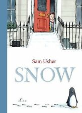 Snow by Sam Usher (2015, Picture Book)
