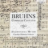 BRUHNS: COMPLETE CANTATAS NEW & SEALED