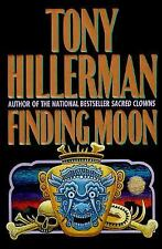 BUY 2 GET 1 FREE Finding Moon by Tony Hillerman (1995, Hardcover)