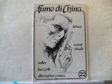R5 FUMO DI CHINA I serie n. 22 del 1985 De Luca - Miller - Buzzelli