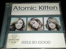 Atomic Kitten - Feels So Good - CD Album - 14 Tracks - 2002
