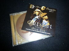 OUTKAST signed Original Autogramm In Person MS. JACKSON Andre 3000 Big Boi CD