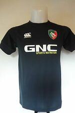 LEICESTER TIGERS DRY TRAINING TEE BY CANTERBURY SIZE 10 YEARS BRAND NEW