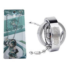 Anime Vocaloid Cosplay Hatsune Miku Anime rotating ring necklace#05