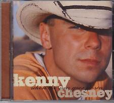 KENNY CHESNEY - WHEN THE SUN GOES DOWN - CD - NEW -